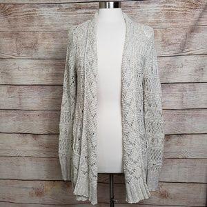 Lucky Brand Knit Cardigan Sz XL NWOT